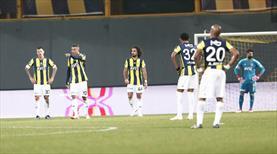 Fenerbahçe kupada kayıp