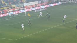 Bu da Beşiktaş'ın sayılmayan golü