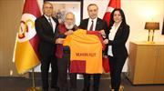 Galatasaray'dan 63 yıllık vefa
