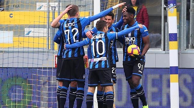 Zapata 4 golle tarihe geçti! (ÖZET)