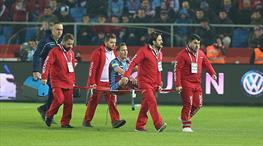 Pereira'dan Trabzonspor'a kötü haber!