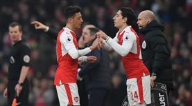 Arsenal'e kötü haber! Sezonu kapattı