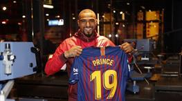 Barça'nın yeni transferinden Türkçe mesaj
