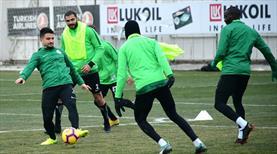Konyaspor'da 4 eksik