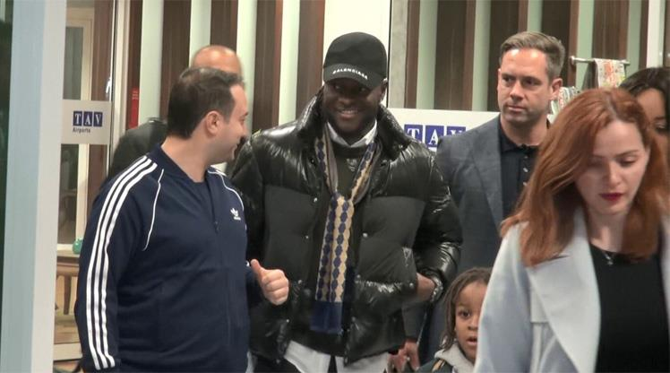 Fenerbahçe Moses'i İstanbul'a getirdi