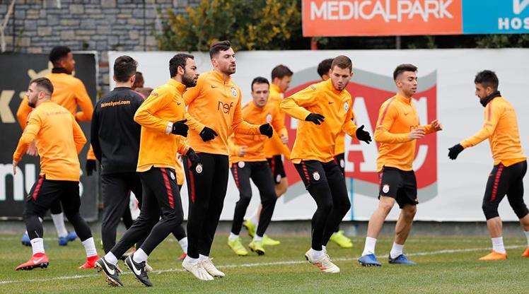 Galatasaray'ın Göztepe kadrosu açıklandı!