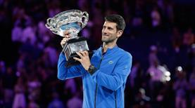 Avustralya'nın kralı Djokovic!