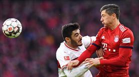 Ozan siftah yaptı, Stuttgart Bayern'e direnemedi