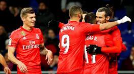 Bale golle geri döndü, Real şov yaptı! (ÖZET)