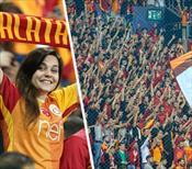 Türk Telekom Stadı sarı kırmızı  (FOTO GALERİ)