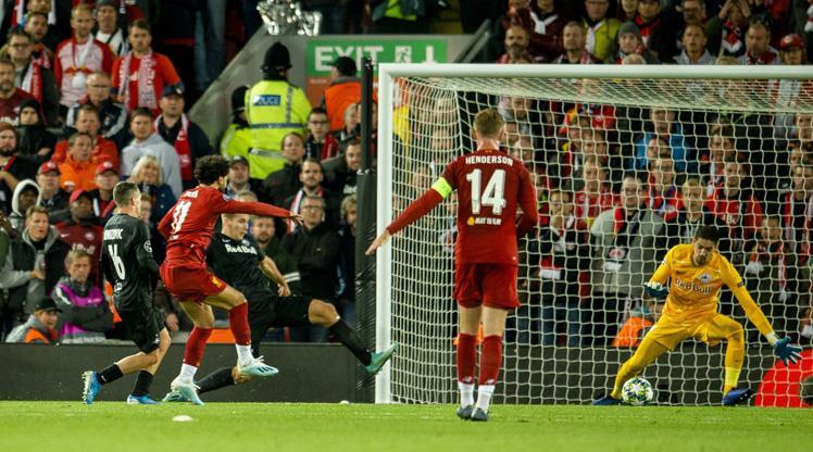 Liverpool'u kabustan Salah uyandırdı! 7 gollü müthiş maç (ÖZET)
