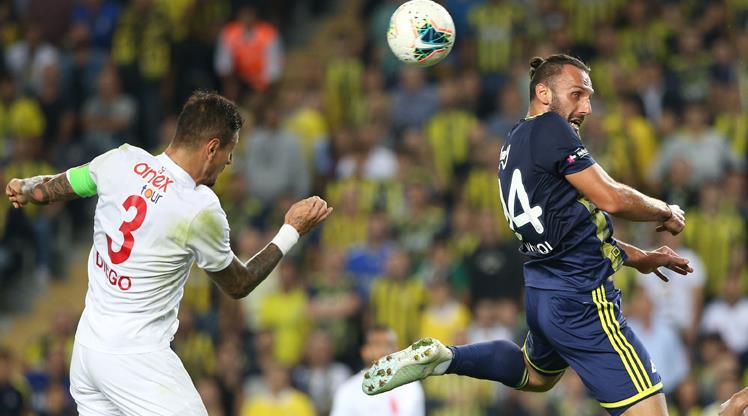 Fenerbahçe - Antalyaspor karşılaşmasının notları burada