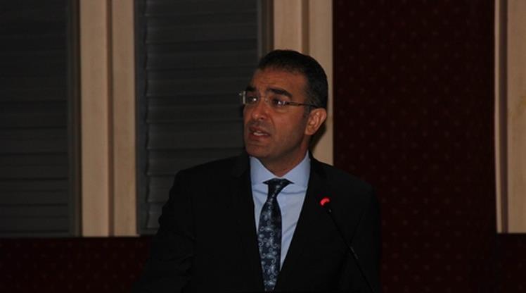İM Kayserispor'da yeni başkan Hamdi Elcuman