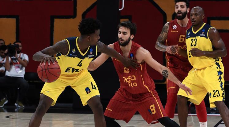 Galatasaray DS 2'de 2 yaptı