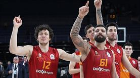 Aslan İspanya deplasmanında