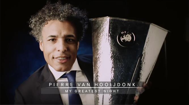 Efsane golü bir de Van Hooijdonk'tan dinleyin