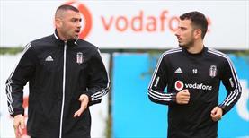 Beşiktaş'ta milliler takıma döndü