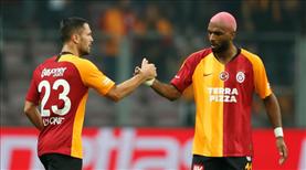 Galatasaray hasreti bitirmek istiyor