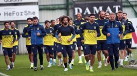 Fenerbahçe'de Konyaspor mesaisi başladı