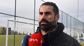 Volkan Demirel UEFA B Antrenörlük Kursu'na katıldı