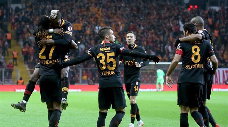 Galatasaray yarı final kapısını araladı