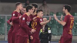 Roma Chievo'yu rahat geçti (ÖZET)