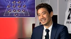 Kagawa en iyi 11'ini beIN SPORTS'ta açıkladı!