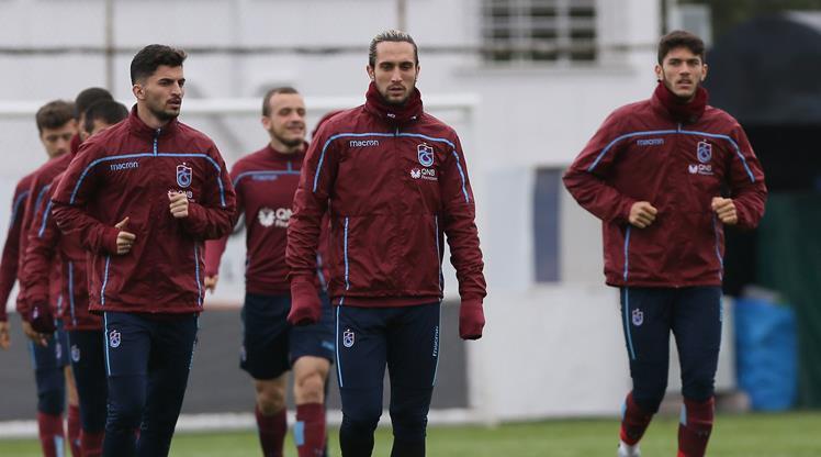 İşte Trabzon'un Galatasaray kadrosu