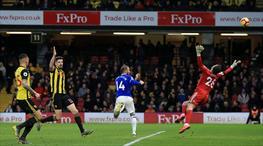 Everton'a Cenk de çare olmadı! (ÖZET)