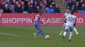 West Ham kaçtı, Palace yakaladı! (ÖZET)