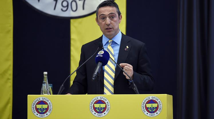 Fenerbahçe basın toplantısı düzenliyor