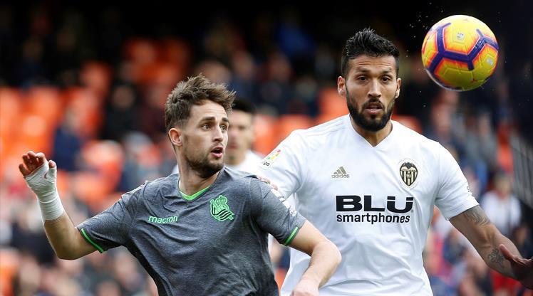 Valencia beraberliğe abone