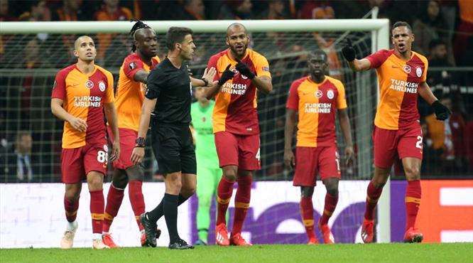 Galatasaray - Benfica maçının özeti burada