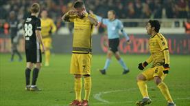 Ömer Şişmanoğlu golünü attı, sevinmedi