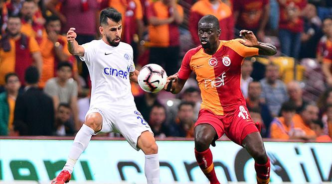 Galatasaray: 18 - Kasımpaşa: 5
