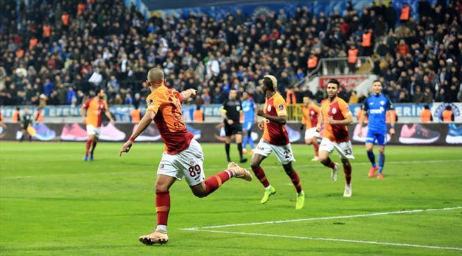 İşte Kasımpaşa - Galatasaray maçının öyküsü