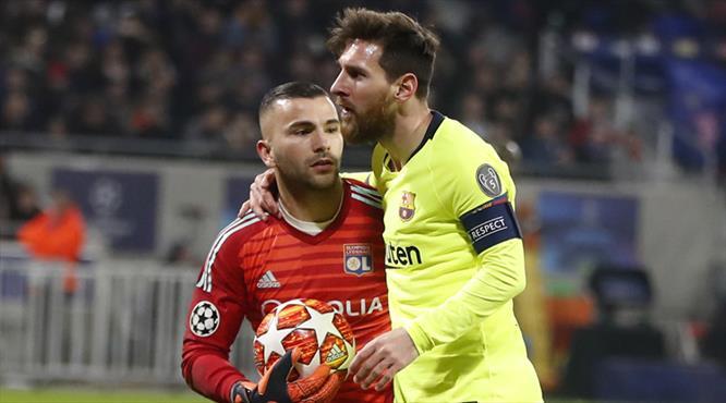 Çakır yönetti, Barça duvarı aşamadı (ÖZET)