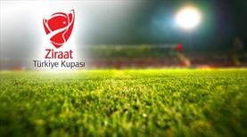 Kupa'da rövanş programı açıklandı!