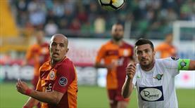 Galatasaray'ın konuğu Akhisar