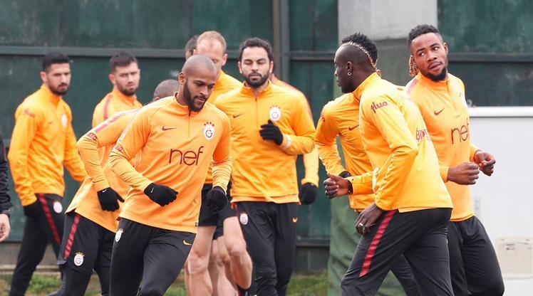 Galatasaray tek eksikle Erzurum'da! İşte kamp kadrosu