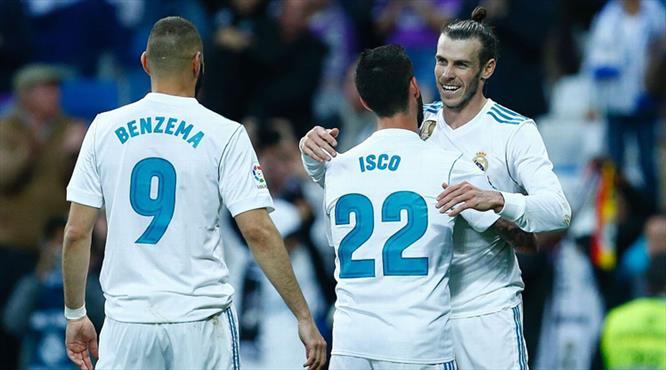 Premier Lig'in devleri Realli yıldızın peşinde