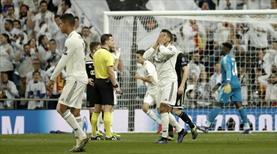 Real Madrid Devler Ligi'nde tarihe geçti!