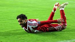 Sivasspor devreyi golle kapattı