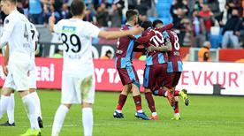 İşte Trabzonspor - Akhisarspor maçının özeti