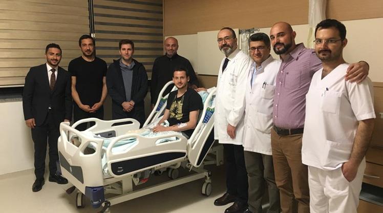 Atiker Konya'dan sakatlık açıklaması