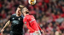 Benfica uzatmada turladı (ÖZET)