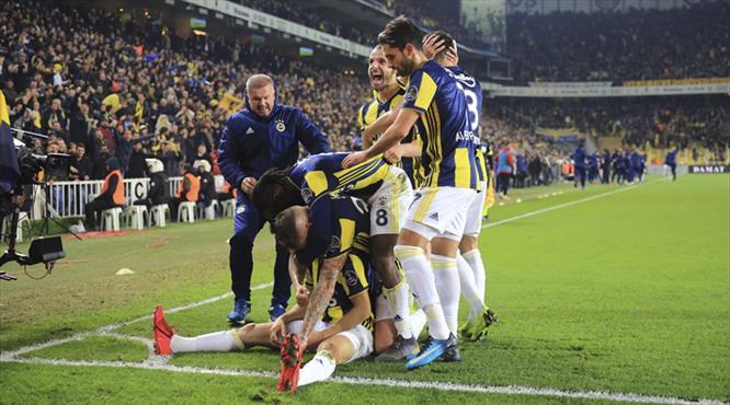 İşte Fenerbahçe - Demir Grup Sivasspor maçının özeti