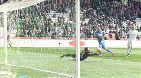 Konya'da maç golle başladı! Muriqi hatayı affetmedi