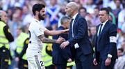 Real'de 2. Zidane dönemi mutlu başladı (ÖZET)