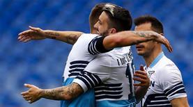 Lazio'dan 45 dakikalık şov (ÖZET)